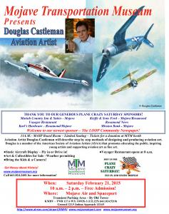 Aviation Artist To Speak About Painting Process.